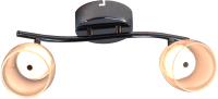 Спот HIPER H821-1 LED 2x5Вт 3000K (хром) -