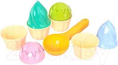 Набор игрушек для песочницы ТехноК 6610