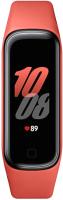 Фитнес-трекер Samsung Galaxy Fit 2 / SM-R220NZRACIS (красный) -