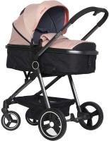 Детская универсальная коляска Colibro Onemax 3 в 1 (Flamingo) -