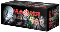 Настольная игра Нескучные игры Мафия / 8100 /10 (набор подарочный) -