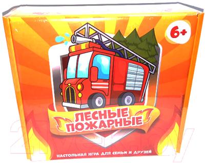 Настольная игра Дубль Лесные Пожарные
