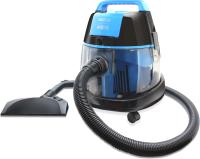 Пылесос Ginzzu VS521 (черный/синий) -