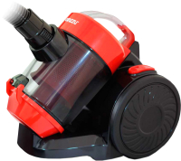 Пылесос Ginzzu VS427 (черный/красный) -