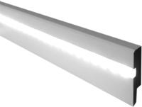 Плинтус OHZ НМ-1840 (2000х80х16) -