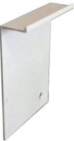 Плинтус OHZ Под гипсокартон ПТ-1/60 3.0м -