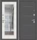 Входная дверь el'Porta Porta S 104.П61 Антик серебристый/Bianco Veralinga (88x205, левая) -