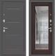 Входная дверь el'Porta Porta S 104.П61 Антик серебристый/Wenge Veralinga (98x205, правая) -