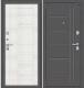 Входная дверь el'Porta Porta S 109.П29 Антик серебристый/Bianco Veralinga (88x205, левая) -