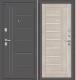 Входная дверь el'Porta Porta S 109.П29 Антик серебристый/Cappuccino Veralinga (88x205, правая) -