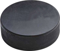 Шайба для хоккея Atemi Детская -