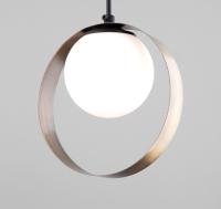 Потолочный светильник Евросвет Dublin 50205/1 (черный/бронза) -
