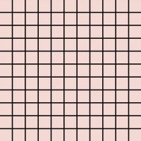 Мозаика Meissen Тренди TY2O071 (300x300, розовый) -