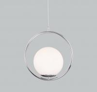 Потолочный светильник Евросвет Ringo 50089/1 (хром) -