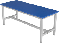 Скамейка для раздевалки ТитанМетаБел Р1 ЛДСП (1.5м) -