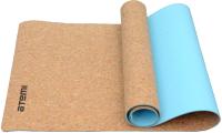 Коврик для йоги и фитнеса Atemi AYM01TPEC (бирюзовый) -
