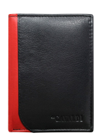 Портмоне Cedar Cavaldi N4-SPN (черный/красный) -