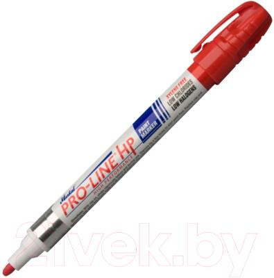 Маркер строительный Markal Pocket PRO-Line HP 96962 (красный)