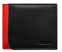 Портмоне Cedar Cavaldi N992-SPN (черный/красный) -