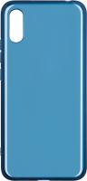 Чехол-накладка Volare Rosso Taura для Redmi 9A (синий) -