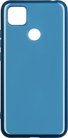 Чехол-накладка Volare Rosso Taura для Redmi 9C (синий) -