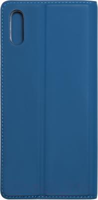 Чехол-книжка Volare Rosso Book для Redmi 9A (синий)