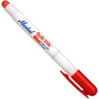 Маркер строительный Markal Pocket Quik Stik Mini 61128 (красный) -