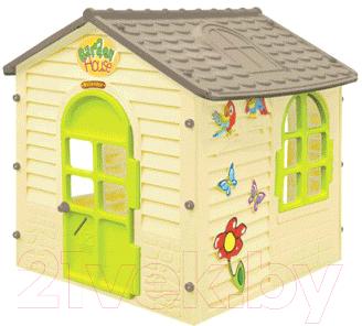 Домик для детской площадки GreenDeco 11558