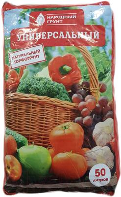 Грунт для растений Народный грунт Универсальный 4607049610953