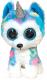 Мягкая игрушка TY Beanie Boo`s Щенок хаски Helena / 36322 -