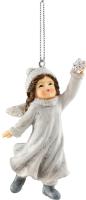 Елочная игрушка Erich Krause Decor Девочка-ангел / 45888 -