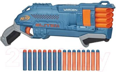 Бластер игрушечный Hasbro Нерф E2.0 Варден / E9959