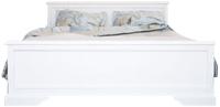 Каркас кровати Gerbor Клео 160 (белый) -