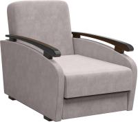 Кресло мягкое Sofos Оскар нераскладное Тип A (Dallas Ash/орех 91) -