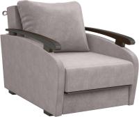 Кресло-кровать Sofos Оскар раскладное Тип A (Dallas Ash/орех 91) -