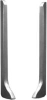 Заглушка для плинтуса OHZ ПТ-60-метал. / PA60-end-met -
