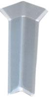 Уголок для плинтуса OHZ ПТ-70 / PK70-int-pvc -
