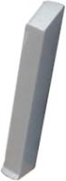 Заглушка для плинтуса OHZ ПТ-70 ПВХ / PK70-end-pvc -