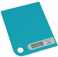 Кухонные весы FIRST Austria FA-6401-1 (голубой) -