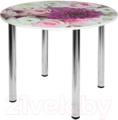 Обеденный стол Алмаз-Люкс СО-Д-10-3