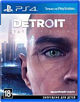 Игра для игровой консоли Sony PlayStation 4 Detroit: Стать человеком -