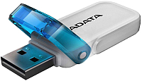 Usb flash накопитель A-data DashDrive UV240 White 16GB (AUV240-16G-RWH) -