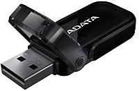 Usb flash накопитель A-data DashDrive UV240 Black 32GB (AUV240-32G-RBK) -