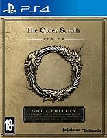 Игра для игровой консоли Sony PlayStation 4 Elder Scrolls Online: Gold Edition -