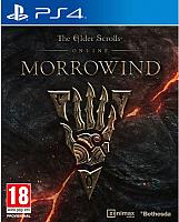 Игра для игровой консоли Sony PlayStation 4 The Elder Scrolls Online: Morrowind -