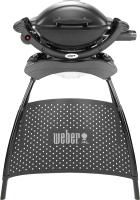Газовый гриль Weber Q 1000 / 50010375 (черный) -