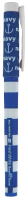 Ручка шариковая Bruno Visconti FreshWrite. Морская. Blue 0.7мм (20-0214/26) -