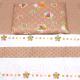 Комплект постельный в кроватку Perina Тиффани / ПК3-06.1 (цветы) -