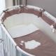 Комплект постельный в кроватку Perina Бамбино ББО6.5 (капучино) -
