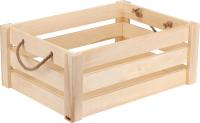 Ящик для хранения Deko Декоративный большой / BDN3550 (деревянный) -